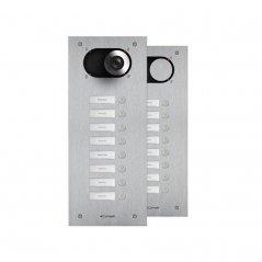 Placa de portero/videoportero Switch 8 pulsadores Simplebus/VIP de Comelit
