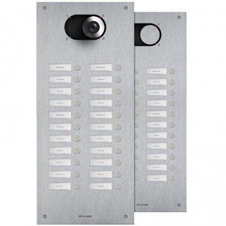 Placa de portero/videoportero Switch 22 pulsadores Simplebus/VIP de Comelit