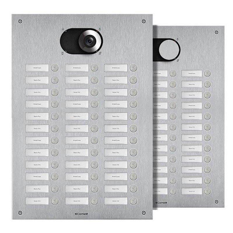 Placa Switch 36 pulsadores 3 columnas Simplebus/VIP de Comelit