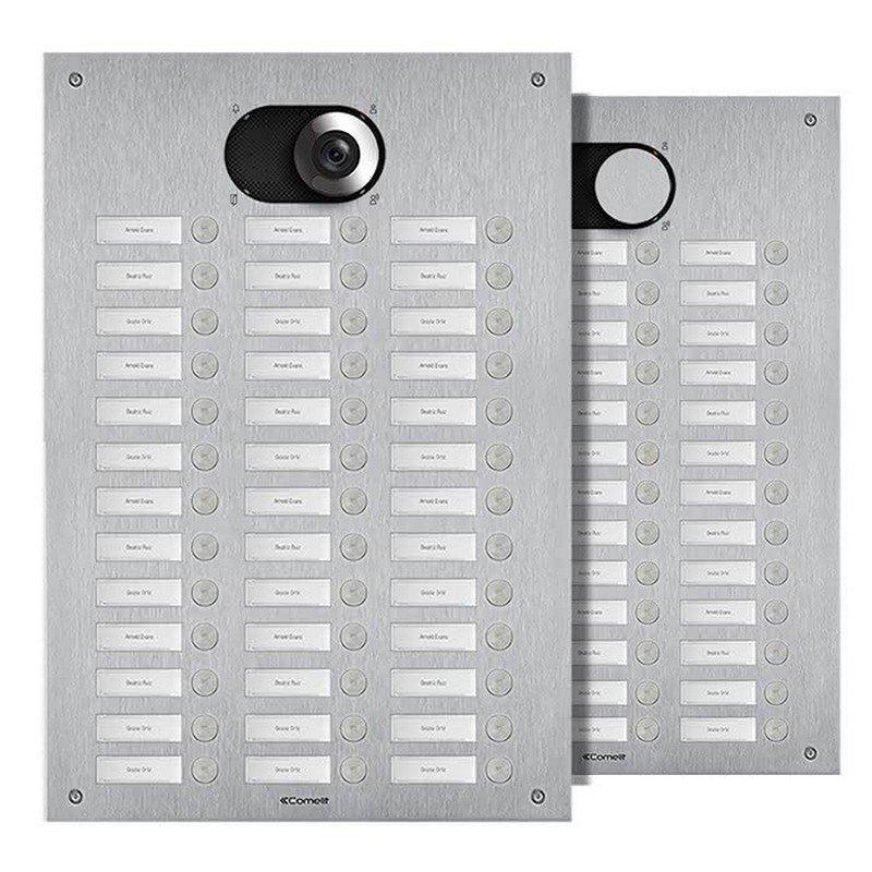 Placa Switch 39 pulsadores 3 columnas Simplebus/VIP de Comelit