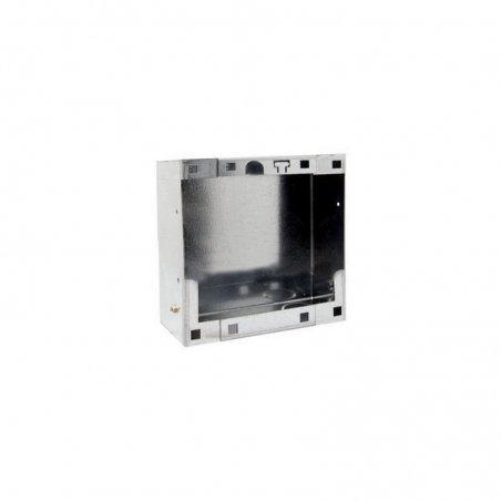 Caja de Empotrar para Módulo Adicional Switch 1 columna Simplebus/VIP de Comelit