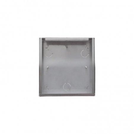 Caja de superficie con visera antilluvia Switch 1-2-3-4 pulsadores Simplebus/VIP con visera de Comelit