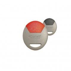 Llavero de Proximidad 4+N/Simplebus/ViP gris-rojo de Comelit