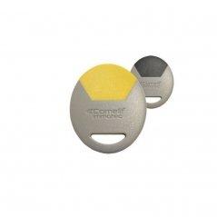 Llavero de Proximidad ViP gris-amarillo de Comelit