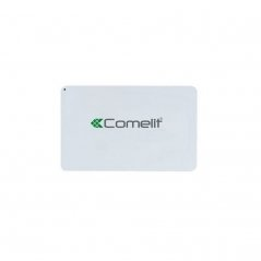 Tarjeta Usuario formato tarjeta de crédito Simplebus/ViP blanca de Comelit