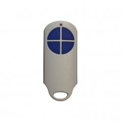 Transmisor 868 MHz + Proximidad 4 Teclas Simplekey Simplebus 2/ViP/Domótica azul de Comelit