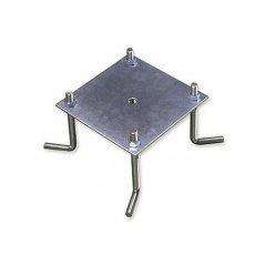 Pie de columna para antena parabólica de Satelite Rover