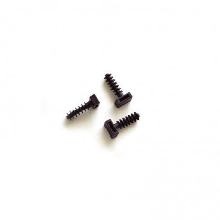 Tacos de plástico 6 mm para brida (100 u.) de Satelite Rover