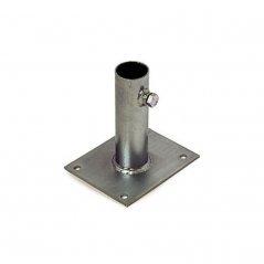 Soporte de suelo para mástiles Ø40 mm de Satelite Rover