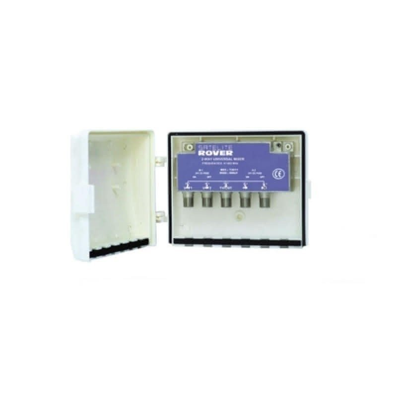 Mezclador terrestre 2 entradas 47-862 MHz