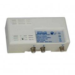 Amplificador interior 25 dB entrada UHF LTE 2