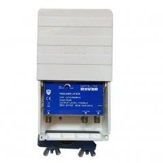 Amplificador mástil 50 dB entrada UHF LTE 2