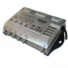 Central banda ancha 33..53 dB 4 entradas: BI/FM