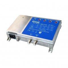 Central banda ancha 10..30 dB 5 entradas: BI/FM