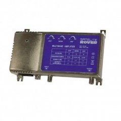 Central banda ancha 15..35 dB 1 entrada BI/FM/VHF/UHF 1 salida de Satelite Rover