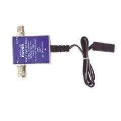 Amplificador enchufable banda ancha 12 dB entrada UHF LTE de Satelite Rover