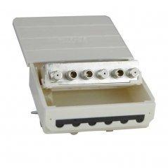 Preamplificador mástil 30 dB entrada RSA 1 salida de Satelite Rover