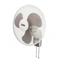 Ventilador de pared 45W 3 aspas blanco de EDM