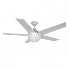Ventilador de techo Adriático 60W 5 aspas blanco de EDM