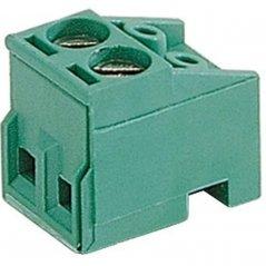 Borne extraíble 2 contactos para BUS 2 hilos de Tegui (ref. 3515)