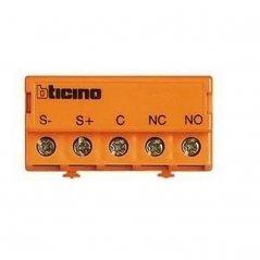 Relé contactos C-NC-NO para portones Línea 2000/Serie 7 2 hilos de Tegui (ref. 346250)