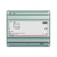 Alimentador de audio DIN8 230vac/ 27v 2 hilos de Tegui 346040