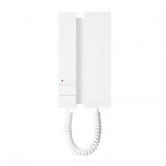 Telefonillo de portero Mini 2 pulsadores Simplebus 2 de Comelit (ref. 2738W-A)