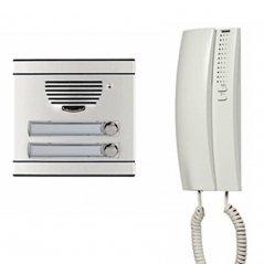 Kit A2 de portero Serie 7 con telefonillo Serie 7 4+N 2/L de Tegui (ref. 375012)