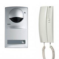 Kit de portero Serie 7 superficie con telefonillo Serie 7 4+N 1/L de Tegui (ref. 375710)