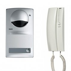 Kit de portero Serie 7 superficie con telefonillo Serie 7 4+N 2/L de Tegui (ref. 375720)