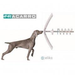 Antena TV helicoidal de fácil instalación UHF LTE 2