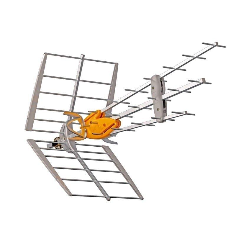 Antena TV inteligente con sistema BOSSTech UHF LTE 2