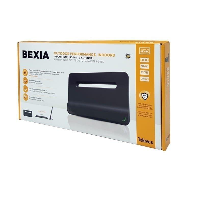 Antena TV de interior de bajo consumo UHF LTE 2